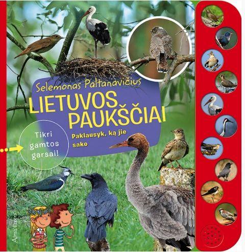 Lietuvos pauksciai